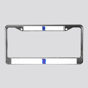 HOT RAGEOUS License Plate Frame
