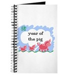Year of the Pig (picture) Journal