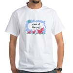 Year of the Pig (picture) White T-Shirt