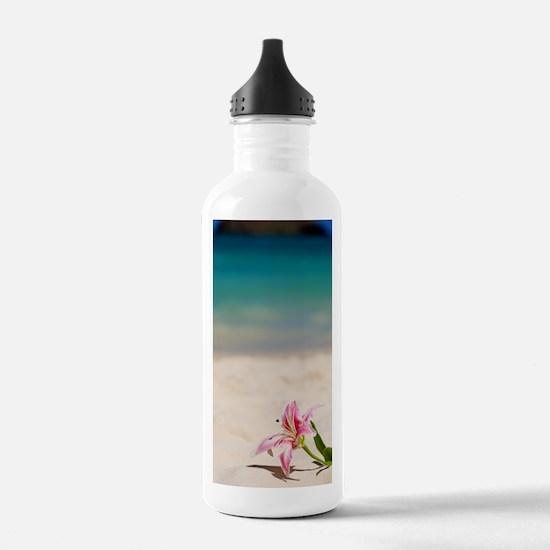 Beach Lily Water Bottle