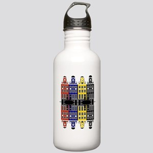 Amsterdam Architecture Stainless Water Bottle 1.0L