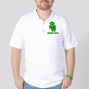 froggy_style Golf Shirt