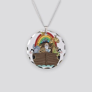 ark_2 Necklace Circle Charm