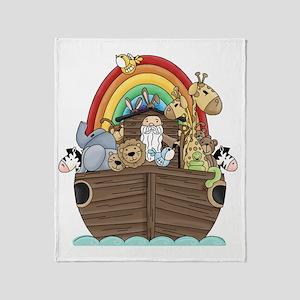 ark_2 Throw Blanket