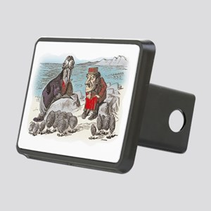 3-ALICE _Through the Looki Rectangular Hitch Cover