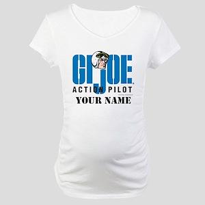 GI Joe Action Pilot Maternity T-Shirt