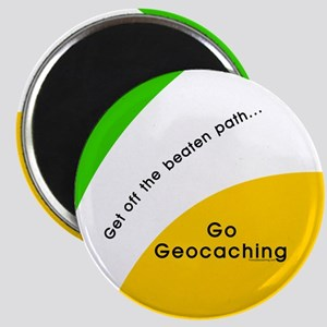 Geocaching Off the Path Magnet