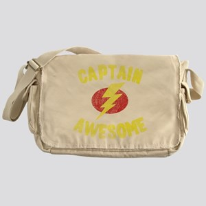 Captain Awesome Messenger Bag