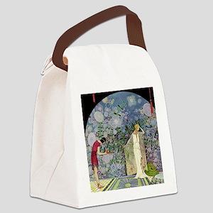 Persephone Pillow Canvas Lunch Bag