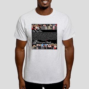 Mandy Pillow Finished 2 Light T-Shirt