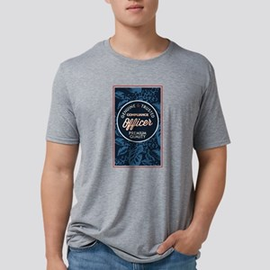 Genuine & Trusted Complianc Mens Tri-blend T-Shirt