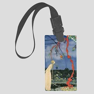 Princess Rosalie Notecard Large Luggage Tag
