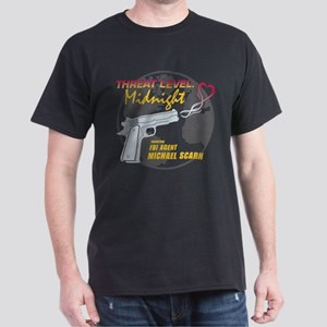 Threat Level: Midnight Dark T-Shirt
