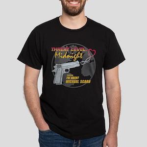 Threat Level: Midnight Dark T-Shirt