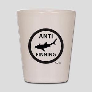 Bull Shark (Tighter) - Anti-Shark Finni Shot Glass