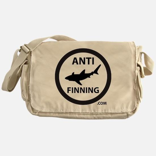 Bull Shark (Tighter) - Anti-Shark Fi Messenger Bag