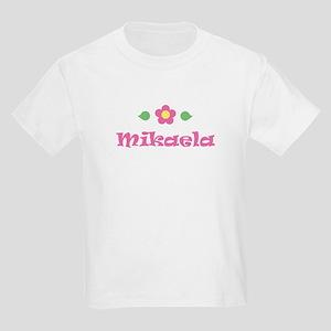 """Pink Daisy - """"Mikaela"""" Kids T-Shirt"""