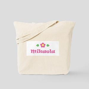 "Pink Daisy - ""Mikaela"" Tote Bag"