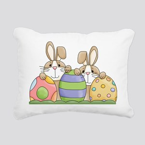 dws-c4r-cc-eastereggsgal Rectangular Canvas Pillow