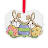 Easter Picture Frame Ornaments