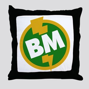 Best Man - BM Dupree Throw Pillow