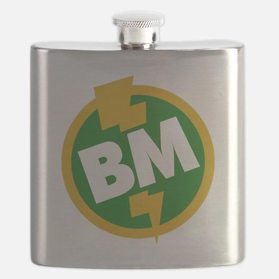 Best Man - BM Dupree Flask