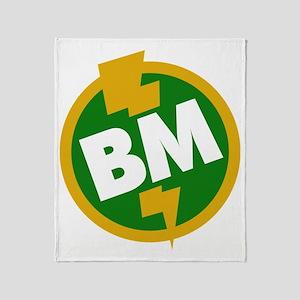Best Man - BM Dupree Throw Blanket