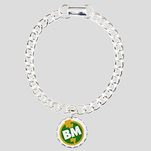 Best Man - BM Dupree Charm Bracelet, One Charm