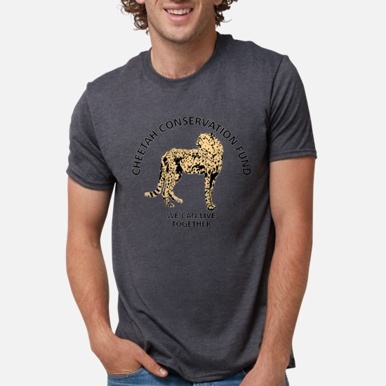 Cheetah Conservation Fund Logo T-Shirt