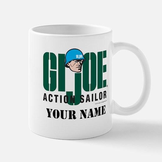 GI Joe Action Sailor Mugs