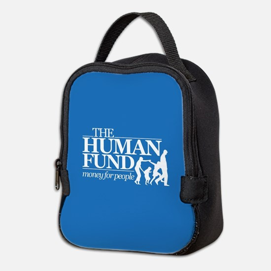 Seinfeld The Human Fund Neoprene Lunch Bag