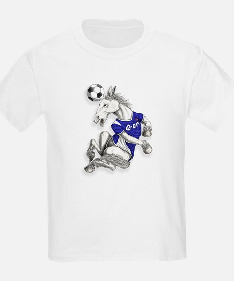 Ipswich Football Horse Kids T-Shirt