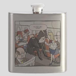 Sleepy Horseman Final Flask