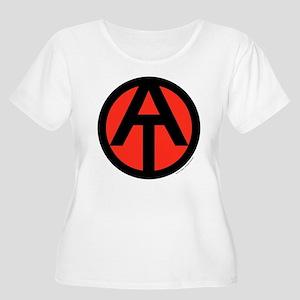 GI Joe Adventure Team Logo Plus Size T-Shirt