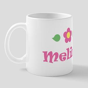 """Pink Daisy - """"Melina"""" Mug"""