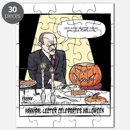 Hannibals Halloween Final Puzzle