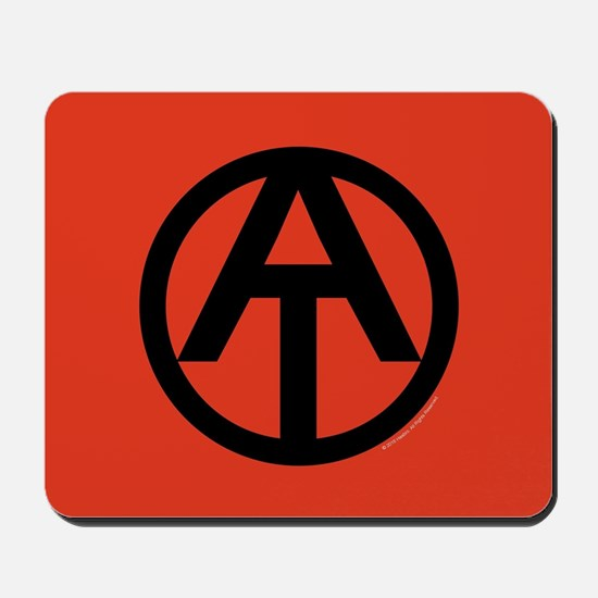 GI Joe Adventure Team Logo Mousepad