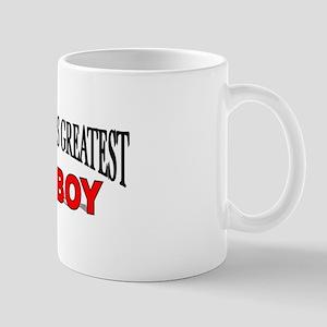 """""""The World's Greatest Busboy"""" Mug"""