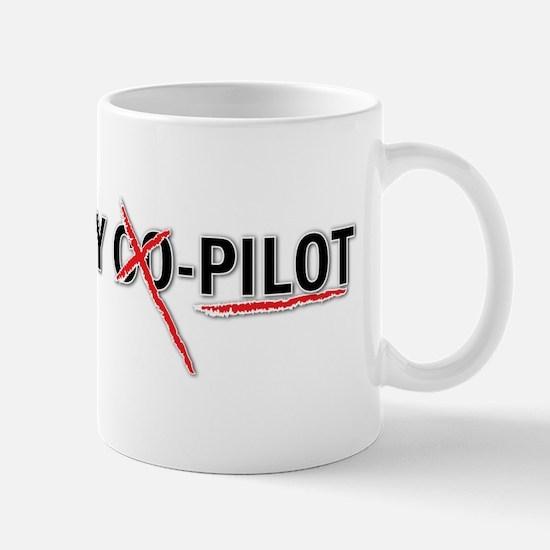 bs_jesus_is_my_copilot_cross Mug