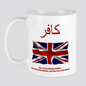 God Save the UK! Mug