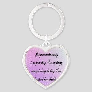 rewr Heart Keychain
