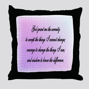 rewr Throw Pillow