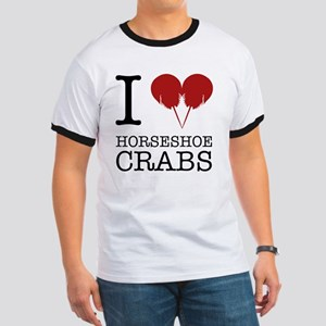 Horseshoe Crab Shirt Ringer T