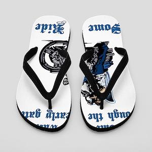 47e956b21e34 Some will walk some will ride Flip Flops
