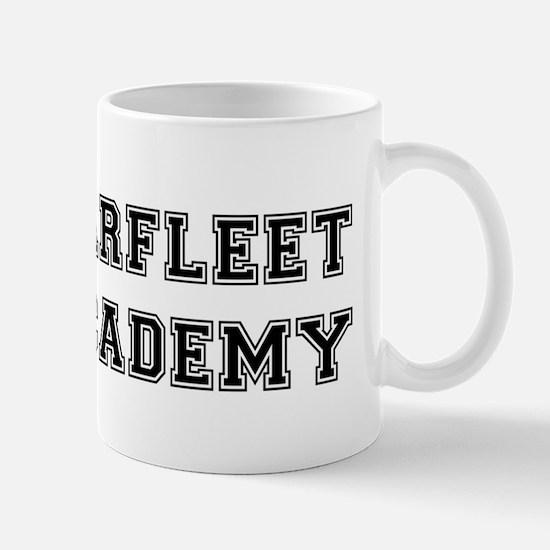10x3 Womens Boy Briefs - COL Starfleet  Mug