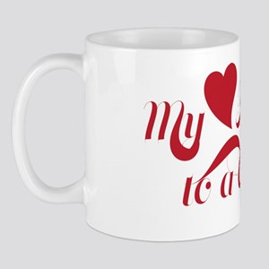 HeartBelongstoChef Mug
