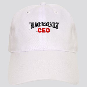 """""""The World's Greatest CEO"""" Cap"""