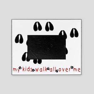 KidWalkHooves Picture Frame