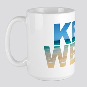 KEY WEST Large Mug