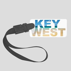KEY WEST Small Luggage Tag